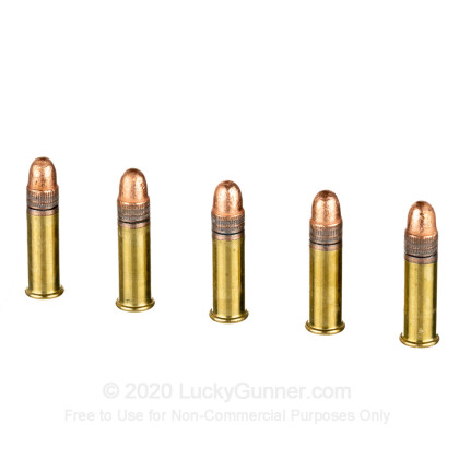 Image 4 of Cascade International .22 Long Rifle (LR) Ammo
