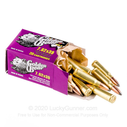 Image 3 of Golden Bear 7.62X39 Ammo