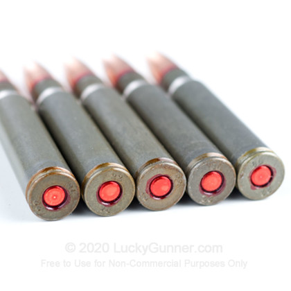 Image 5 of Romanian Military Surplus 8mm Mauser (8x57mm JS) Ammo