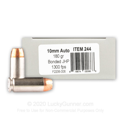 Image 1 of Underwood 10mm Auto Ammo