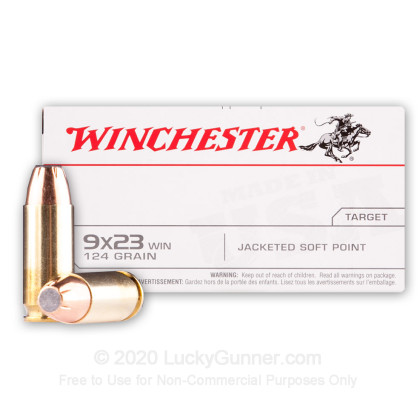 Image 2 of Winchester 9x23mm Winchester Ammo