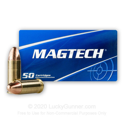 Image 2 of Magtech .38 Super Ammo