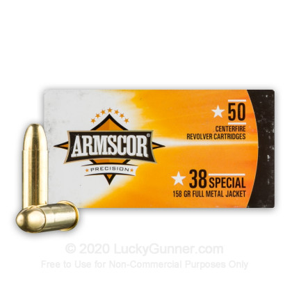 Image 1 of Armscor .38 Special Ammo