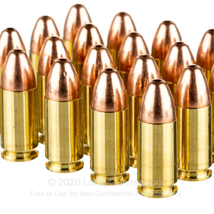 Image 5 of Streak 9mm Luger (9x19) Ammo