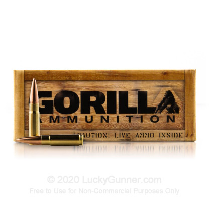 Image 2 of Gorilla Ammunition .300 Blackout Ammo