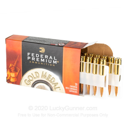 Image 3 of Federal .260 Remington Ammo