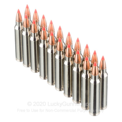 Image 4 of Hornady .223 Remington Ammo