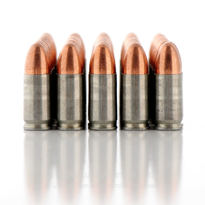 Image 8 of MFS 9mm Luger (9x19) Ammo