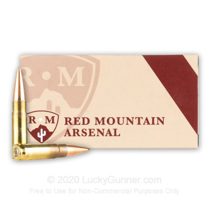Image 2 of Red Mountain Arsenal .300 Blackout Ammo