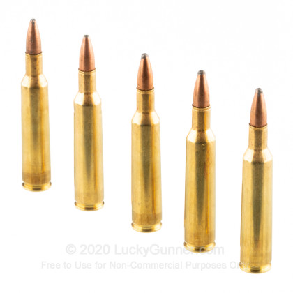 Image 4 of Remington 6mm Remington Ammo