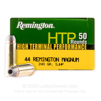 Image 1 of Remington .44 Magnum Ammo