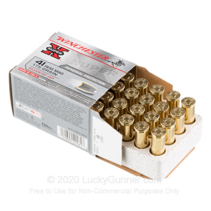 Image 3 of Winchester .41 Rem Magnum Ammo