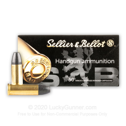 Image 2 of Sellier & Bellot .32 (Smith & Wesson) Long Ammo