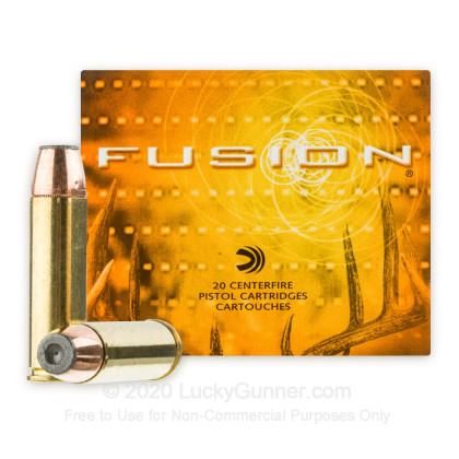 Image 2 of Federal .500 S&W Magnum Ammo
