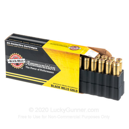 Image 3 of Black Hills Ammunition 6.5mm Creedmoor Ammo