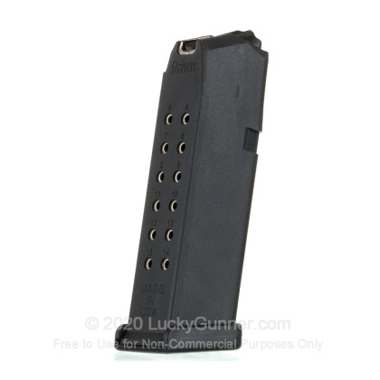 Large image of ProMag 9mm G19/26 15 Round Magazine For Sale - 15 Rounds