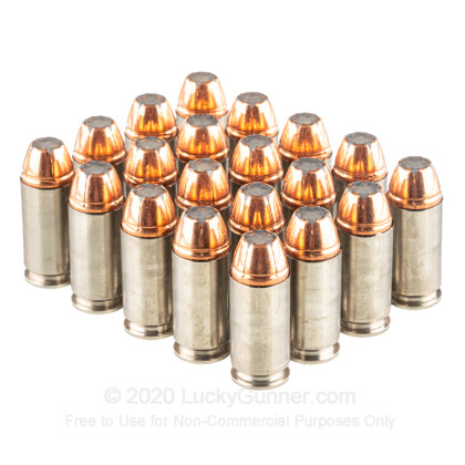 Image 4 of Speer .40 S&W (Smith & Wesson) Ammo