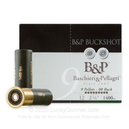 Image 1 of Baschieri & Pellagri 12 Gauge Ammo