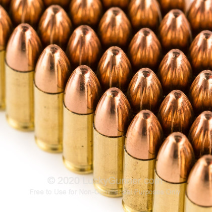 Image 3 of Israeli Military Industries 9mm Luger (9x19) Ammo