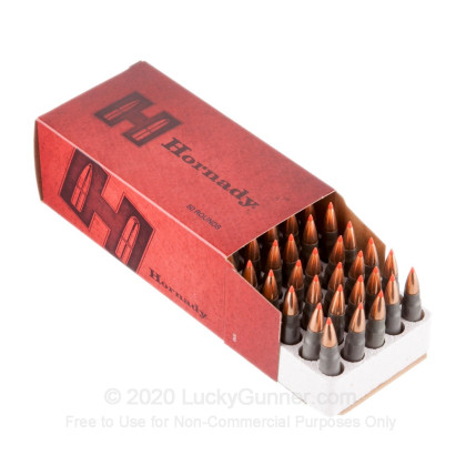 Image 3 of Hornady 7.62X39 Ammo