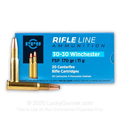 Image 1 of Prvi Partizan .30-30 Winchester Ammo