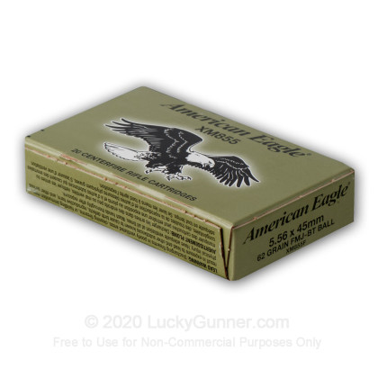Image 18 of Federal 5.56x45mm Ammo