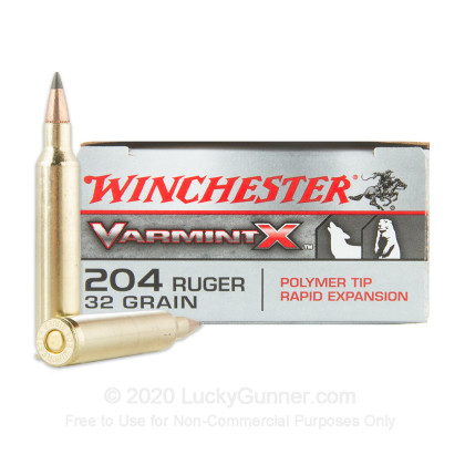 Image 1 of Winchester .204 Ruger Ammo