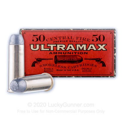 Image 3 of Ultramax .44-40 WCF Ammo
