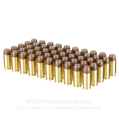 Image 4 of Polyfrang .40 S&W (Smith & Wesson) Ammo