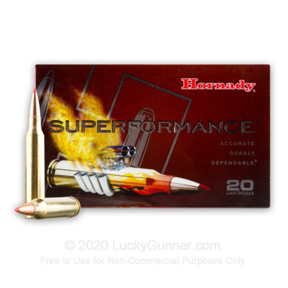 Image 2 of Hornady 7mm Remington Magnum Ammo