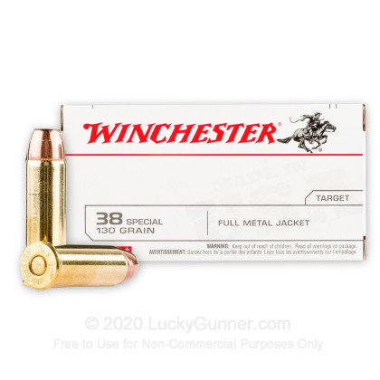 Image 1 of Winchester .38 Special Ammo