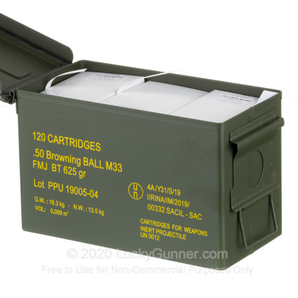 Image 2 of Prvi Partizan .50 BMG Ammo