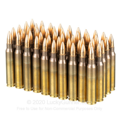 Image 4 of Aguila 5.56x45mm Ammo