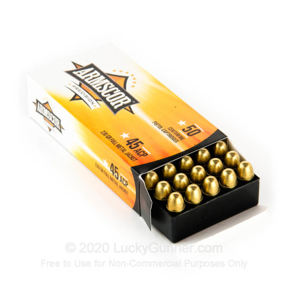 Image 3 of Armscor .45 ACP (Auto) Ammo