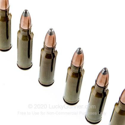 Image 5 of Brown Bear .308 (7.62X51) Ammo