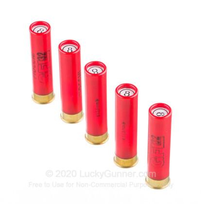 "Large image of Cheap 32 Gauge Ammo - 2-1/2"" Small Game Loads - 1/2 oz - #8 Fiocchi - 25 Rounds"