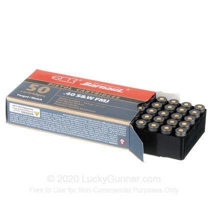 Image 3 of Barnaul .40 S&W (Smith & Wesson) Ammo