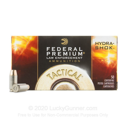 Image 2 of Federal .40 S&W (Smith & Wesson) Ammo