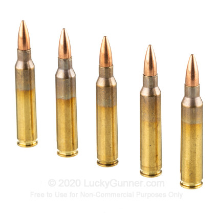 Image 4 of Igman Ammunition 5.56x45mm Ammo