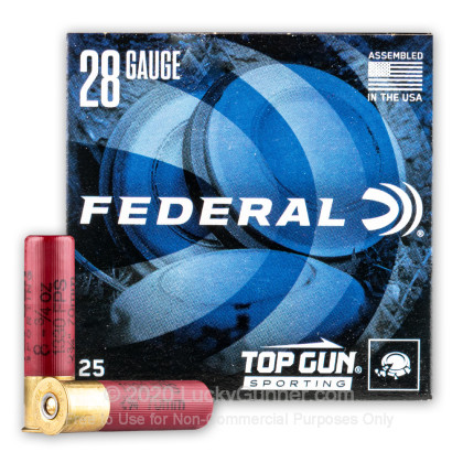Image 2 of Federal 28 Gauge Ammo