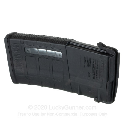 Large image of Magpul Gen 3 AR-10 25rd - 7.62x51mm - Black - PMAG Window Magazine For Sale