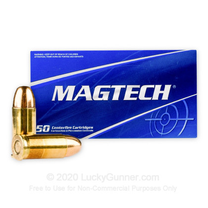 Image 2 of Magtech .32 Auto (ACP) Ammo