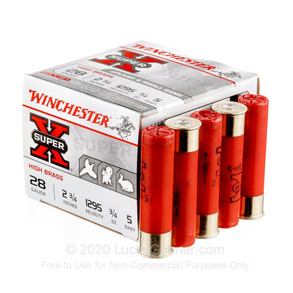 Image 3 of Winchester 28 Gauge Ammo