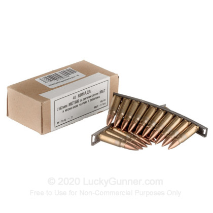 Image 3 of Military Surplus 7.62X39 Ammo