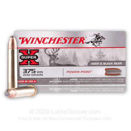 Image 2 of Winchester .375 Win Ammo