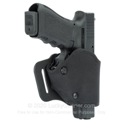 Large image of Blackhawk GripBreak Holster - OWB - Glock 17/19/22/23/31/32