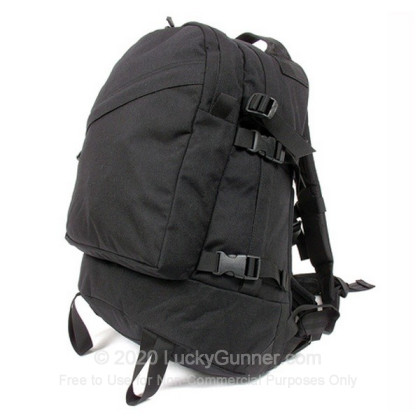 Large image of 3 Day Assault Pack - Black - Blackhawk For Sale