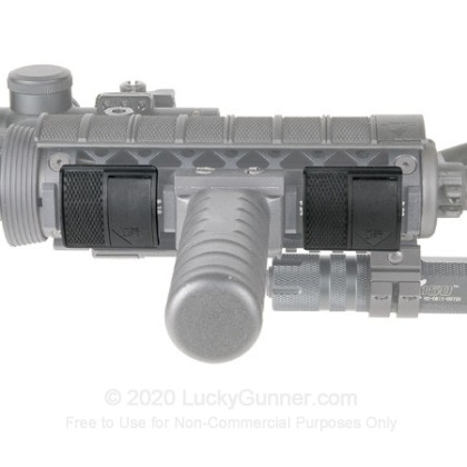 Large image of Blackhawk Short Picatinny Rail Cover For Sale - Blackhawk Short Length Picatinny Forend Rail Cover