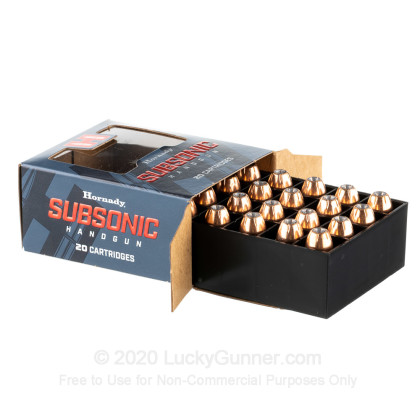 Image 3 of Hornady .40 S&W (Smith & Wesson) Ammo