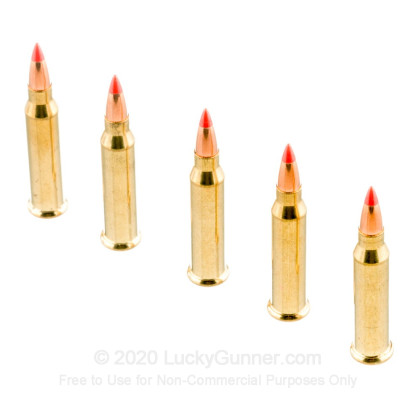 Image 4 of Federal .17 Win Super Mag (WSM) Ammo